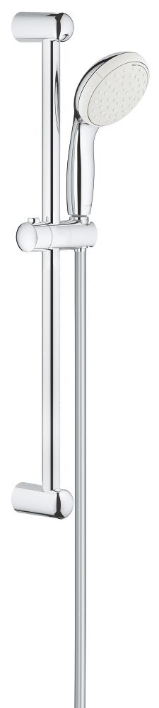 GROHE Душ гарнитура с тръбно окачване 600мм. ръчен душ  NEW TEMPESTA 100 II 27598001