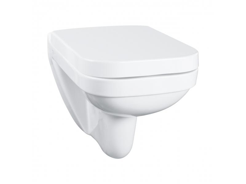 GROHE Комплект за вграждане SOLIDO 4 в 1 с бутон, казанче, тоал. чиния и капак 39552000