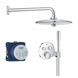 GROHE Идеален душ комплект GROHTHERM SMARTCONTROL 34744000