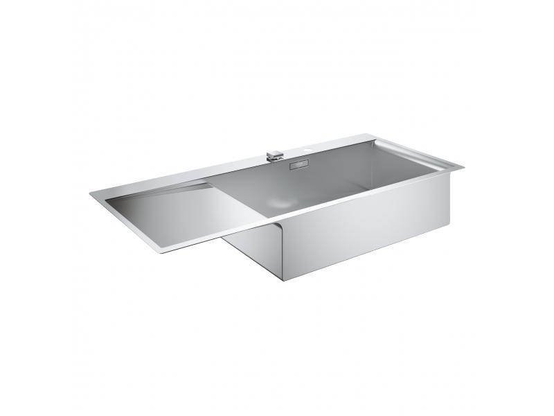 GROHE Кухненска мивка от неръждаема стомана с отцедник K1000 31582SD0