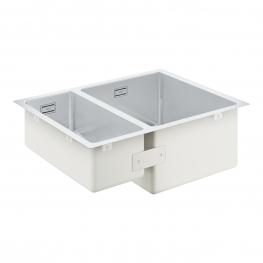 GROHE Кухненска мивка от неръждаема стомана с 1,5 корита K700 UNDERMOUNT 31576SD1