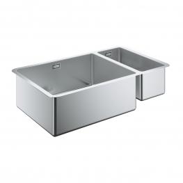 GROHE Кухненска мивка от неръждаема стомана за монтаж под плот K700 31575SD0