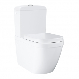 GROHE Стояща тоалетна чиния с Pure Guard EURO CERAMIC 3946200H
