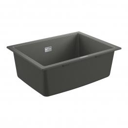 GROHE Кухненска мивка композитна с 1 корито за вграждане сив гранит K700U 31655AT0