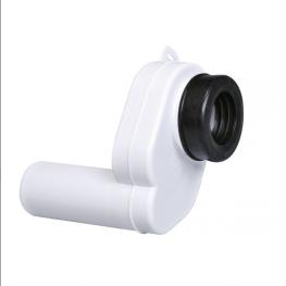 VIDIMA Сифон за писоар хор. оттичане SIPHONS W340067