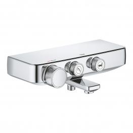 """GROHE Термостатен смесител за вана/душ 1/2"""" GROHTHERM SMARTCONTROL 34718000"""