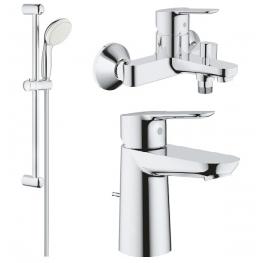 GROHE Комплект за баня - BAUEDGE 23328000 - 23334000 - 27853001