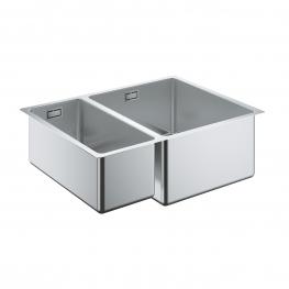 GROHE Кухненска мивка от неръждаема стомана за монтаж под плот K700 31576SD0