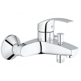 GROHE Смесител за вана/душ едноръкохватков EUROSMART 33300002