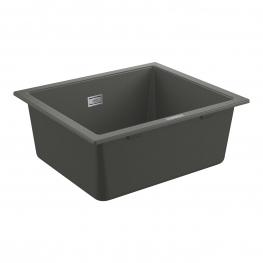 GROHE Кухненска мивка композитна с 1 корито за вграждане сив гранит K700U 31654AT0