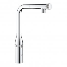 GROHE Кухненски смесител с издърпващ се душ с магнитно прибиране ESSENCE SMARTCONTROL 31615000